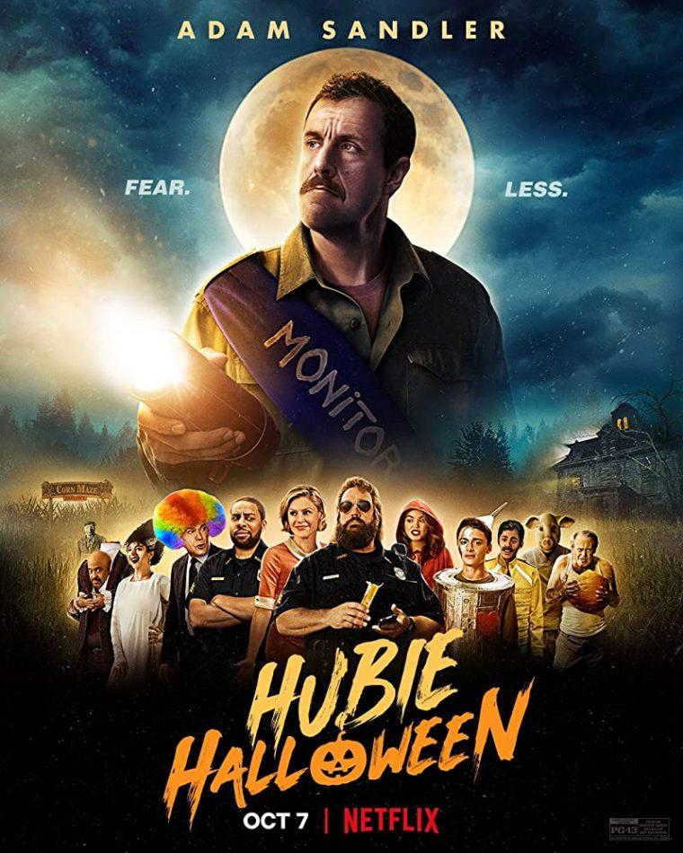 Hubie Halloween theatrical poster